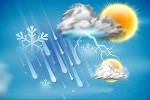 تا آخر هفته در کشور باران میبارد