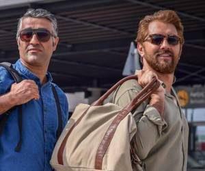 اکران فیلم سینمایی ایده اصلی با حضور  با بهرام رادان و پژمان جمشیدی