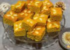 دستور پخت کیک صفوف لبنانی