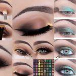 ۲۱ روش آموزش میکاپ چشم