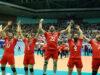 نتیجه بازی والیبال ایران ۳ – روسیه صفر