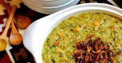 دستور پخت آش شیرازی برای افطاری