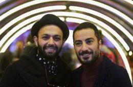 اولین تصویر از سریال قورباغه با بازینوید محمدزادهوصابر ابر