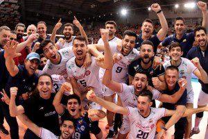 حریفان تیم ملی ایران در مرحله نهایی لیگ ملتهای والیبال
