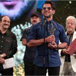 عکسهای بازیگران وچهر ه های مشهور در جشن حافظ ۹۸
