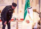 محافظ شخصی پادشاه عربستان