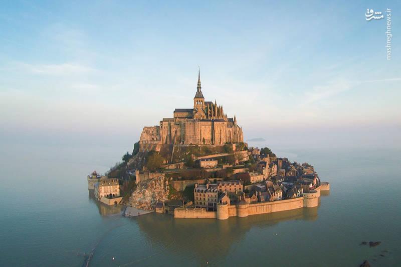 جزیره شگفت انگیز در فرانسه