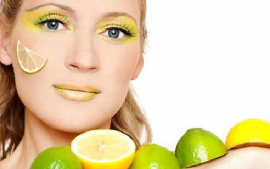ماسک با لیمو ترش