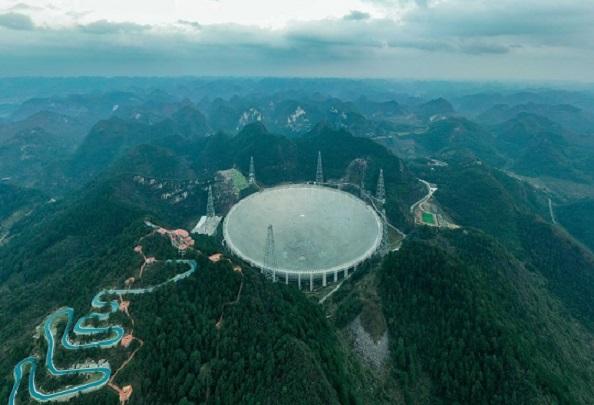 تلسکوپ رادیویی فست