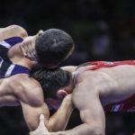قهرمانی تیم کشتی آزاد ایران در آسیا