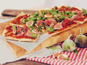 پیتزا مخصوص ایتالیایی