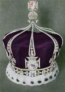 تاج ملکه انگلیس