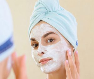 ماسک ماست برای پوست
