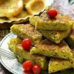 کوکو لوبیا سبز تبریزی