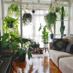 ایده های تزیین منزل با چیدن گل های طبیعی