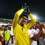 علیرضا بیراموند بار دیگر در لیست ده بازیکن قاره کهن قرار گرفت