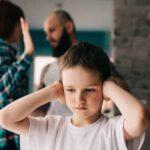 زندگی کودکان بعد از طلاق