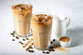 نوشیدنی قهوه سرد