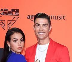 رونالدو و همسرش جورجینا رودریگز