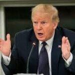 تهدیدات دونالد ترامپ به مقابله نظامی با معترضان