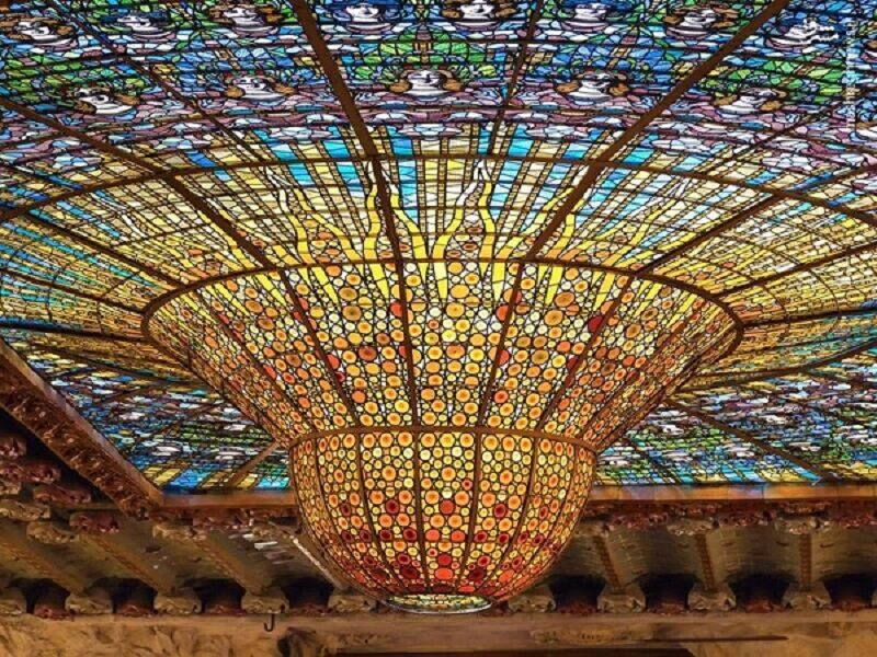 سالن کنسرت بارسلونا