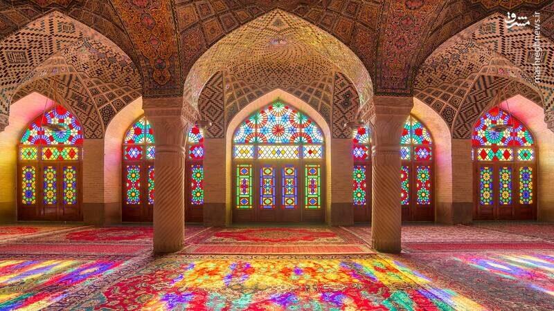 مسحد نصیر الملک شیراز