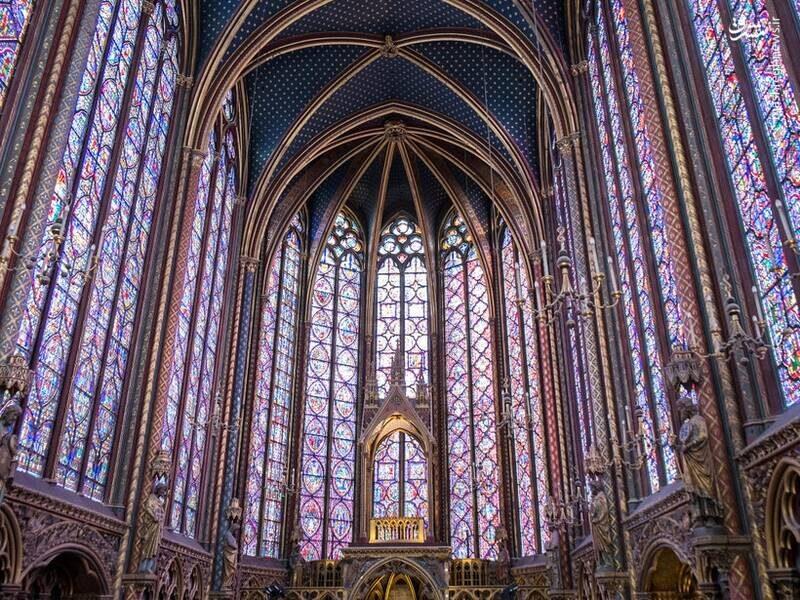 کلیسای سنت شپل فرانسه