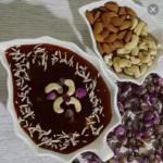 حلوای بحرینی / طرز تهیه حلوای بحرینی یا  حلوای مسقطی ساده و خوشمزه