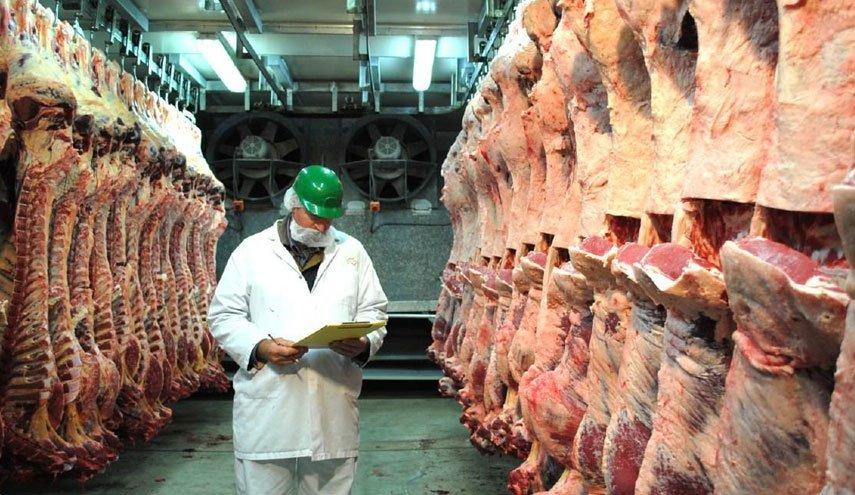 چین واردات گوشت از آمریکا را به حالت تعلیق در آورد