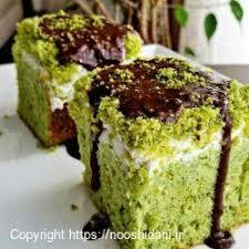 کیک اسفناجی