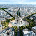 میدان شرل دوگل فرانسه وطاق پیروزی