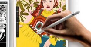 قلم جدید اپل مجهز به حسگر رنگ