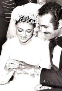 همسر فریدون فرخزاد