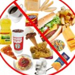 غذای مضر برای سلامتی