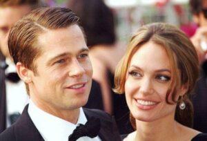 برد پیت و همسر سابقش آنجلیا جولی
