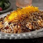 رب پلوی شیرازی/ طرز تهیه رب پلو شیرازی با مرغ