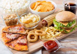 خوراکی های مضر برای اسهال