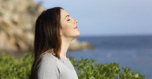 نقش درست نفس کشیدن دربهبود عملکرد بدن