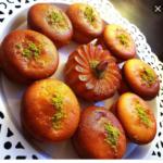 کیک شیرازی/طرز تهیه کیک شیرازی خوشمزه با شربت بار