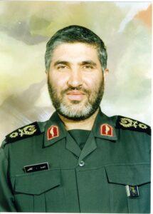 سرلشکر احمد کاظمی