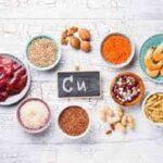 علائم کمبود مس در بدن +خوردنی های حاوی مس