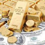 کاهش چشمگیر ارز و طلا
