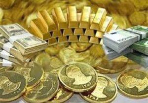 قیمت سکه، طلا و ارز