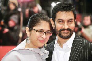 همسر عامر خان