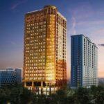 اولین هتل ساخته شده از طلا در جهان