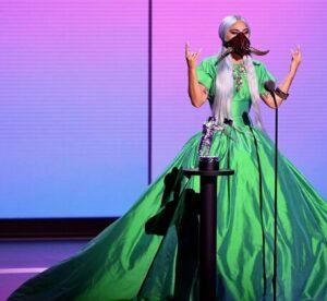 لیدی گاگا ستاره جوایز MTV شد