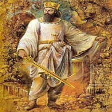 کورش کبیر شاه هخامنشیان