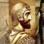 شکوفایی امپراطوری هخامنشیان/قوم پارس ها که بودن