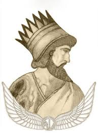 پادشاه هخامنشی