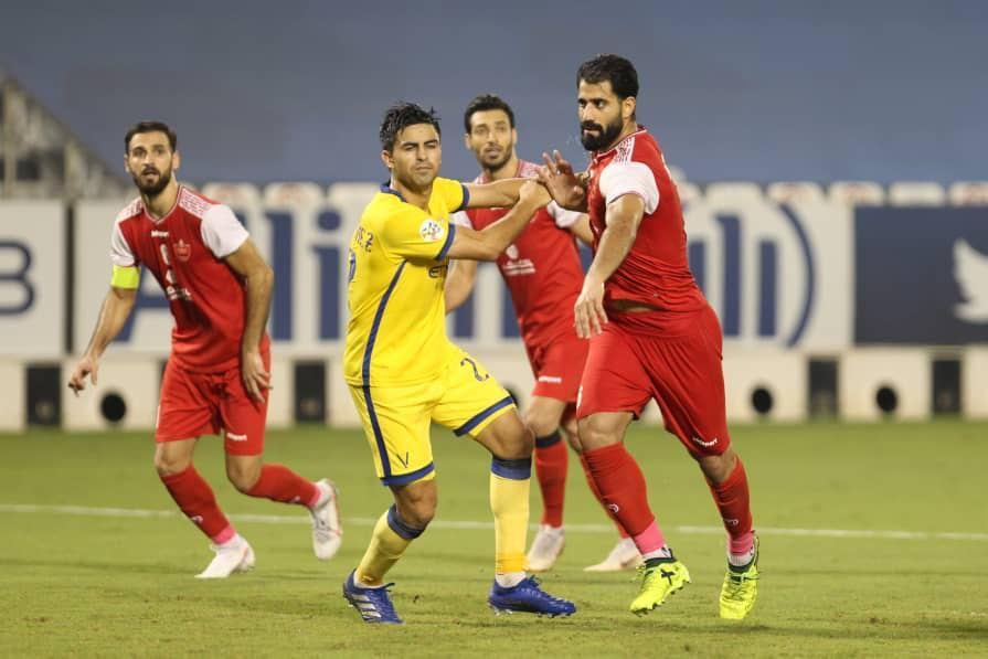 النصر عربستان از پرسپولیس شکایت کرد